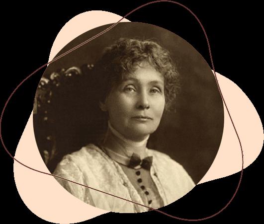 a mulher forte emmeline pankhurst