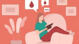 anemia e menstruação